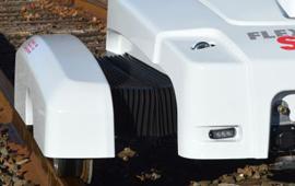 Railroad Rail Flaw Detection System