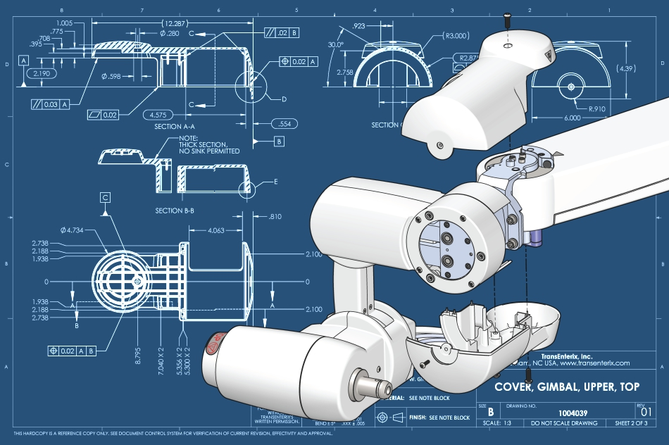 Complete Production Assembly Design and Part Engineering